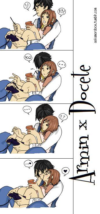 Armin x Sucrette
