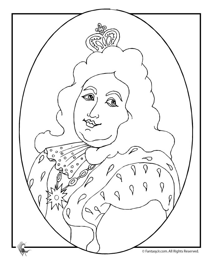 Coloring Pages Queen Victoria : Best images about victoria day ideas on pinterest