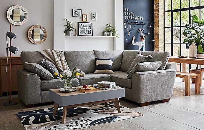 Corner Sofa In Living Room Corner Sofa Living Room Boho Living
