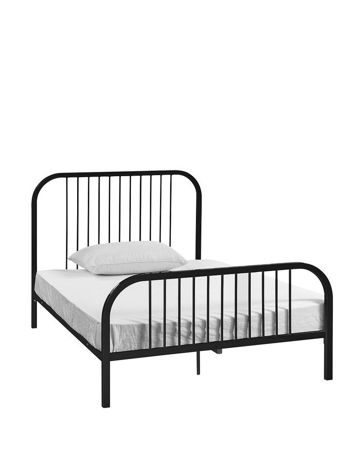 Harper Small Double Bed With Optional Mattress, https://www.littlewoodsireland.ie/harper-small-double-bed-with-optional-mattress/1600215341.prd