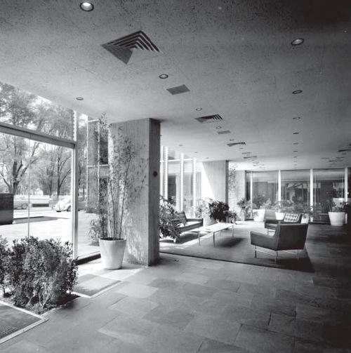 Sala de espera edificio de jaysour paseo de la reforma - Galeria comercial del mueble arganda ...