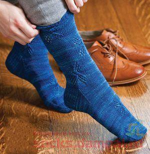 Вязаные носки «Windmill»