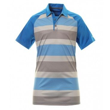 Gorgeous Oakley golf shirt, would look absolutely incredible with a light grey pair of trousers and a blue belt!