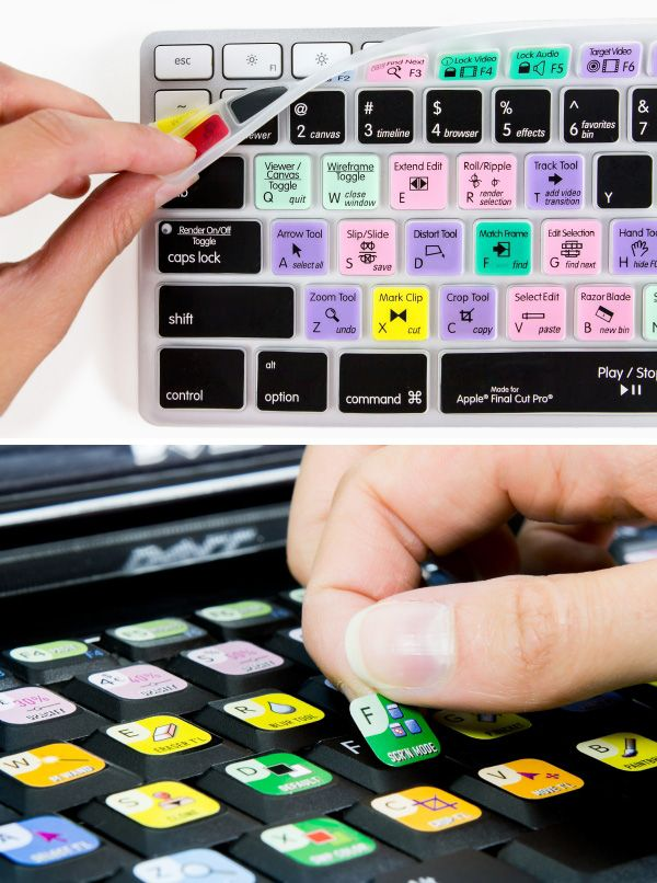 How Convenient! Keyboard Shortcut Skins, thanks for the love @Mashable!