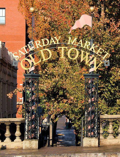 Saturday Market - Old Town, Portland, Oregon   Flickr - Photo Sharing!
