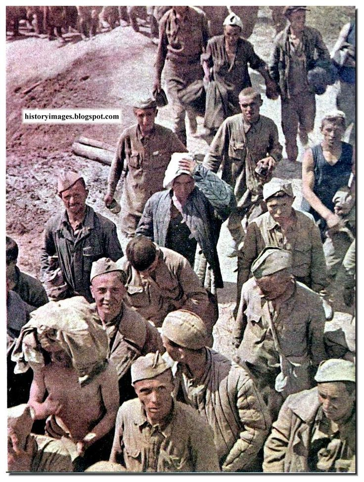 Large color images of the German Army and soldiers in Soviet Russia on the WW2 Eastern Front.