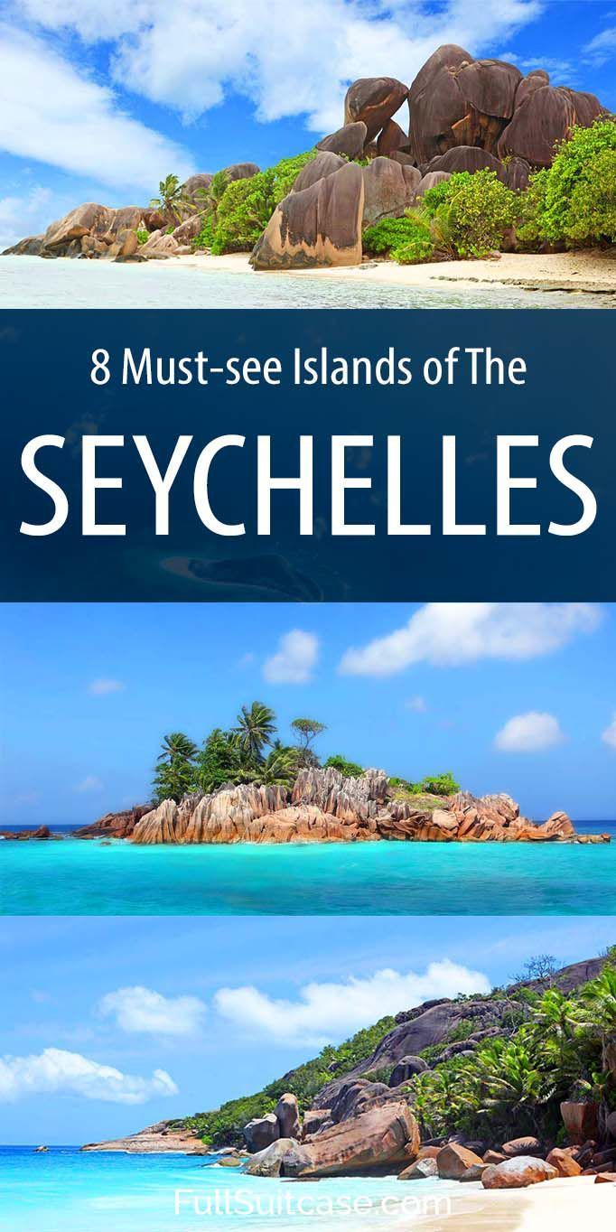 8 Most Beautiful Islands of the Seychelles That You Can Easily Visit