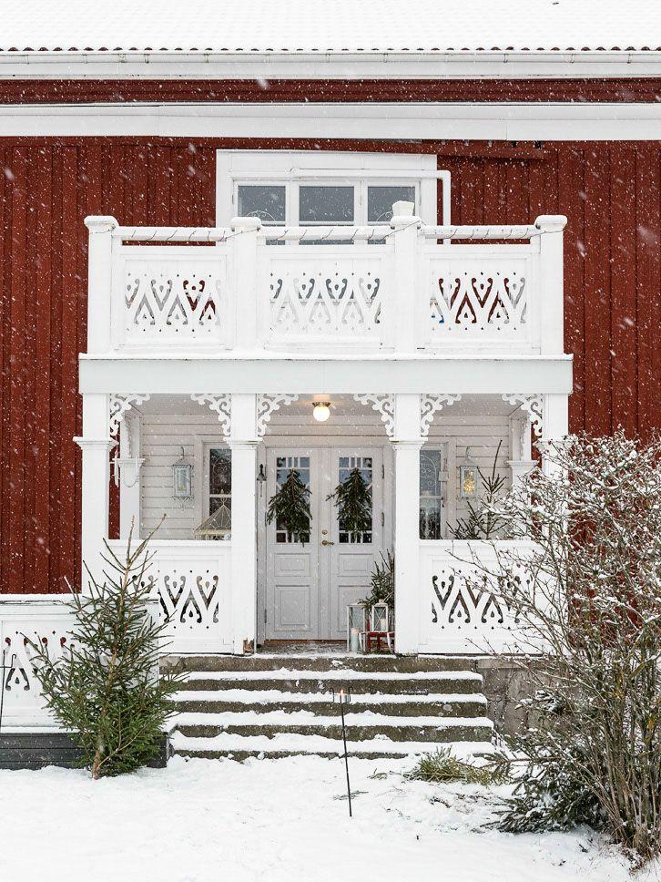 Stilla jul på Värmlandsgården