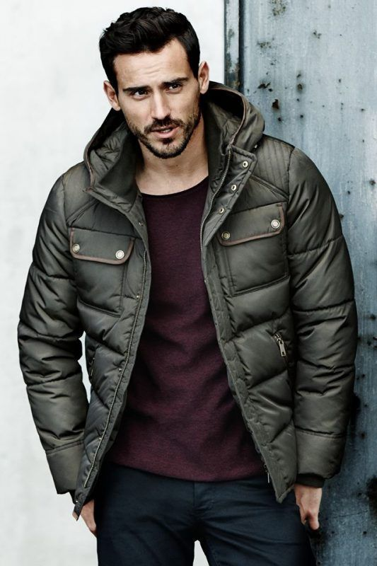be46f3197b1 How To Pick The Best Puffer Jacket Under  100. Olive green down jacket
