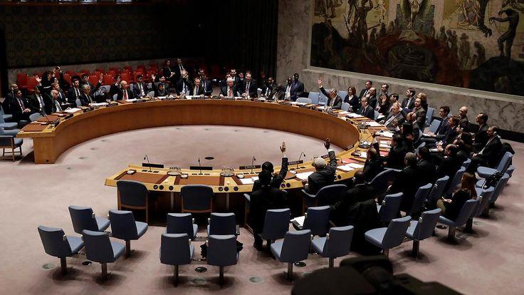 Waffenruhe hält nicht ganz: UN-Sicherheitsrat stimmt für Syrien-Plan