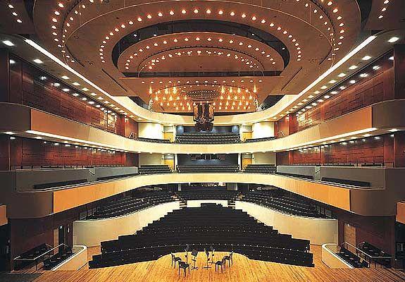 Sibelius Hall in Lahti