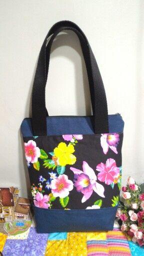 Tote Bag simple again
