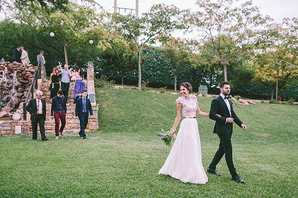 Ένας eco-friendly γαμος στην Αθηνα | Eleni & Spyros  See more on Love4Weddings  http://www.love4weddings.gr/chic-eco-friendly-wedding/