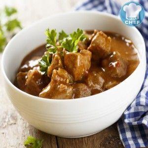 Goulash Húngaro de Carne | WikiChef