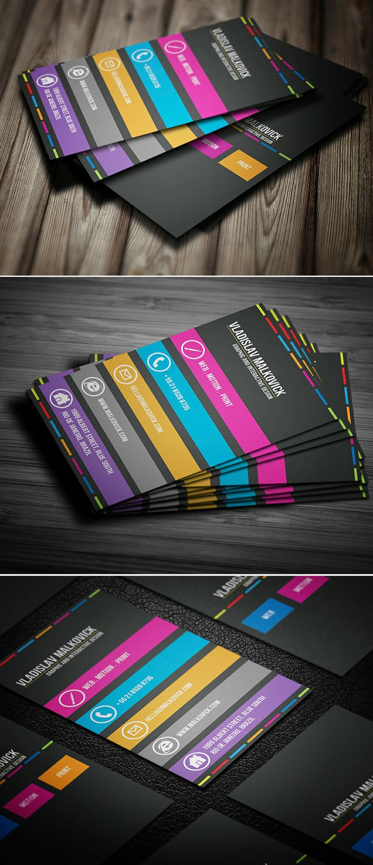 25 best Visiting Card images on Pinterest | Business cards, Cards ...