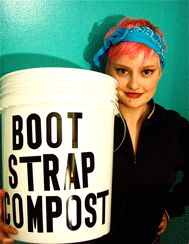 Bootstrap Compost business - a great story.
