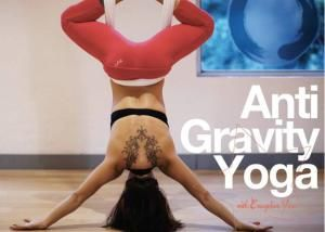 Beginners AntiGravity Yoga Workshop at House of Yoga - Redfern, New South Wales | LETSGLO #yogalife #australia