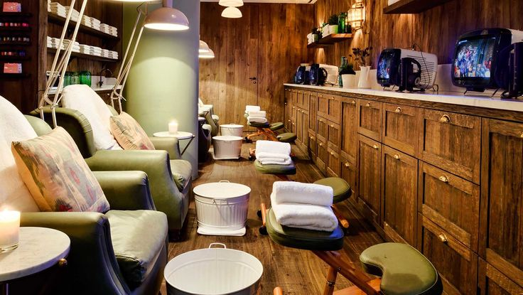 Cowshed Soho House Istanbul