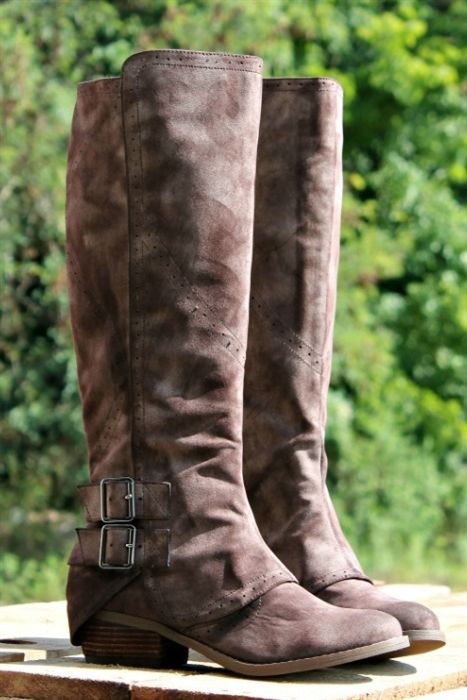 Boutique, Southern Boutique, The Blaire Boot - Chocolate