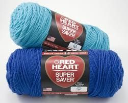 Makin it Up - how to soften red heart yarn. It looks like a lot of work, but very interesting.