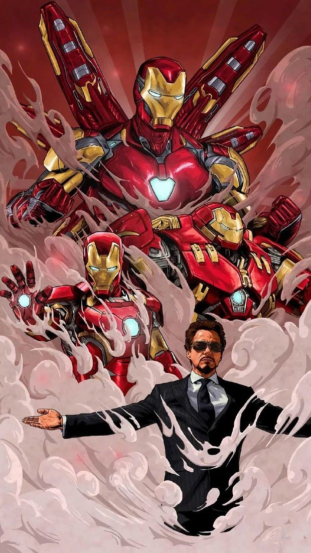 Marvel Wallpaper Iphone Avengers Photo