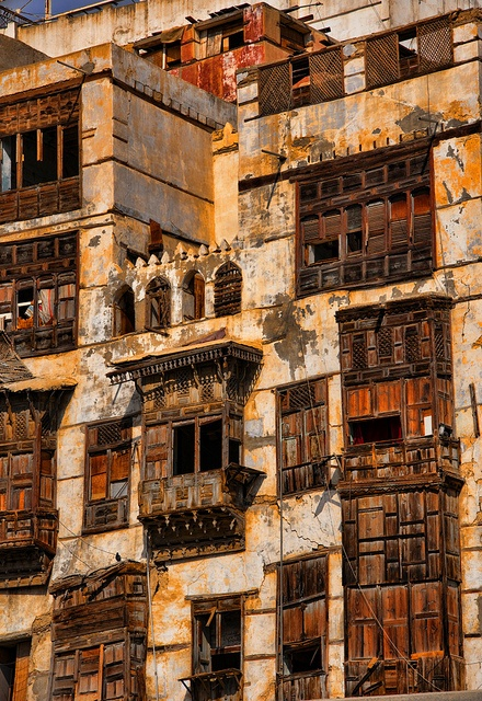 OLD JEDDAH by SAUD ALRSHIAD 2 سعود الرشيد, via Flickr