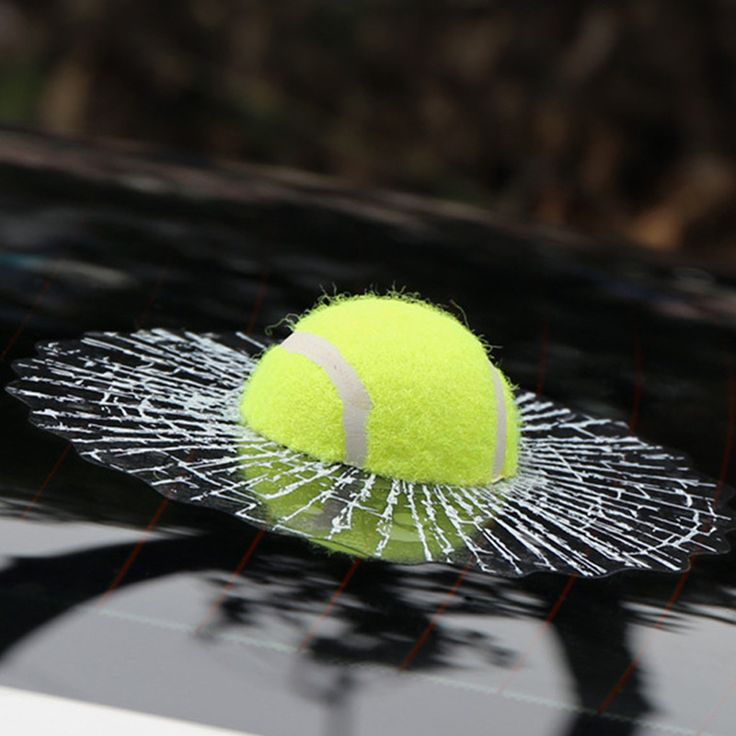 3D Car Stickers Funny Auto Car Styling Ball Hits Car Body Window Sticker Self Adhesive Baseball Tennis Decal Accessories -  http://mixre.com/3d-car-stickers-funny-auto-car-styling-ball-hits-car-body-window-sticker-self-adhesive-baseball-tennis-decal-accessories/  #CarStickers
