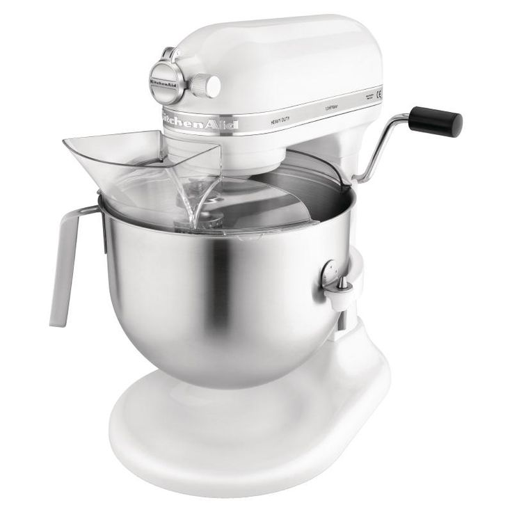 KitchenAid Heavy Duty Mixer White - CA986