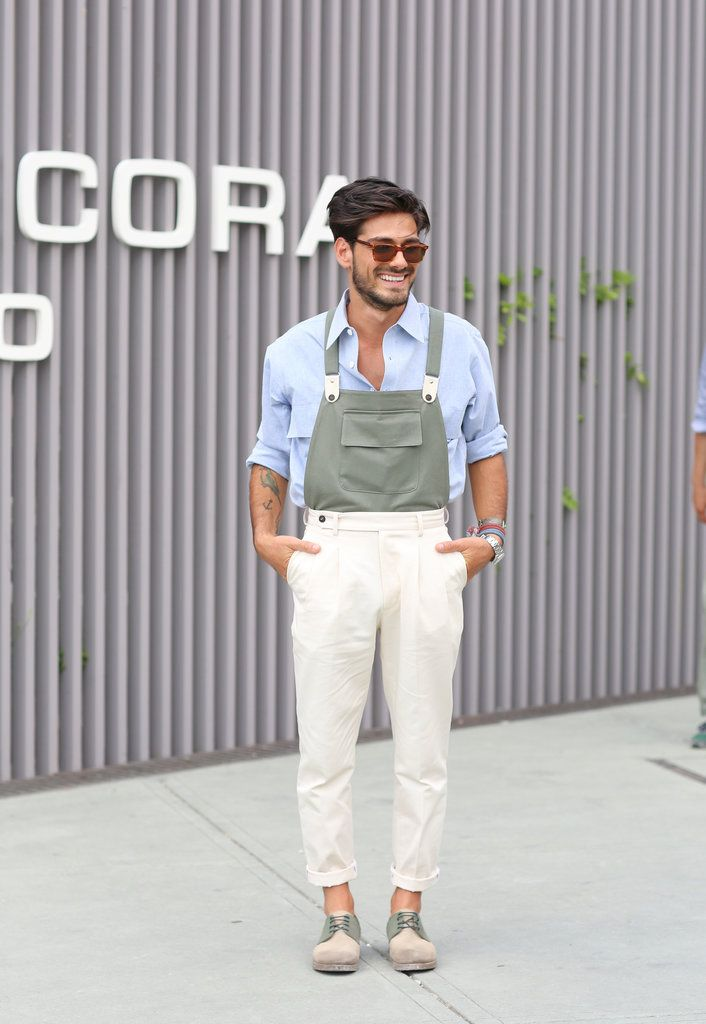 Street Style at Florence's Pitti Uomo - Photo by Lee Oliveira for the New York TImes #menswear - Adrian Gani