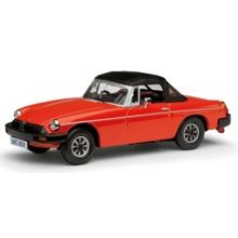 Limited Edition 1:43 Scale MGB Roadster