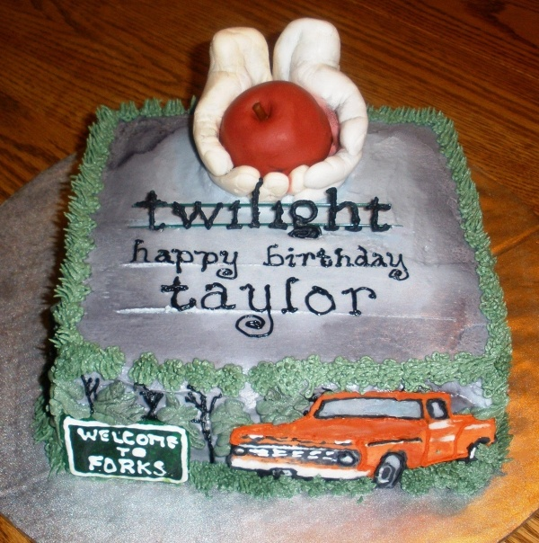 the first twilight movie cake proud to be a twilight mom