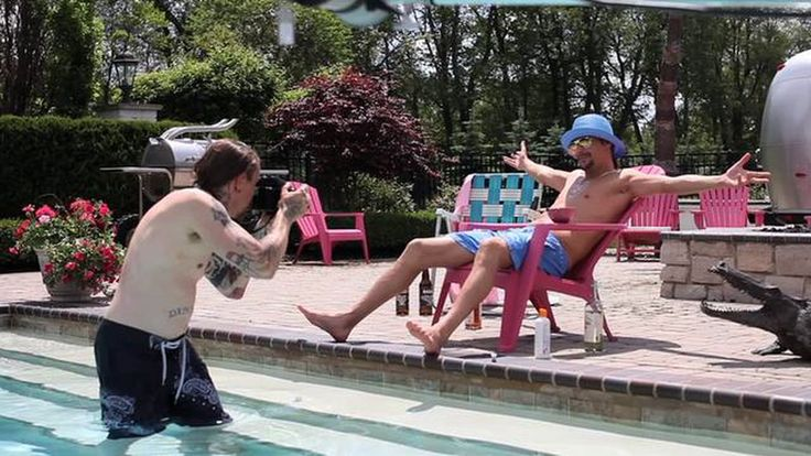 Behind the scenes of Kid Rock's newest album photoshoot in Detroit, Mi. by Detroit based two time Emmy Award Winning Director Stephen McGee