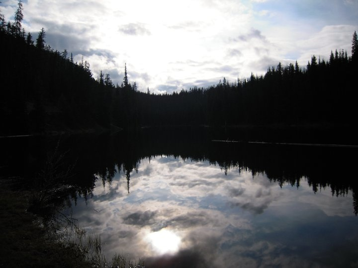 Lightning Lake, Manning Park BC (Photo by Aryan Baines)