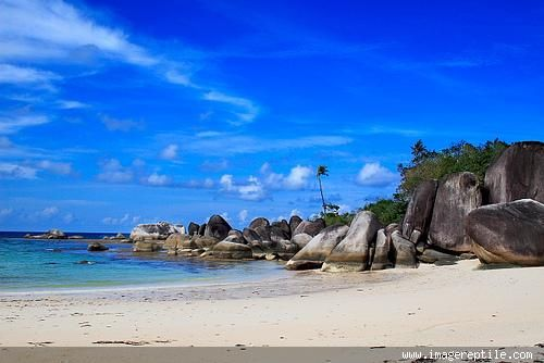 Bangka–Belitung Islands is a Province of INDONESIA