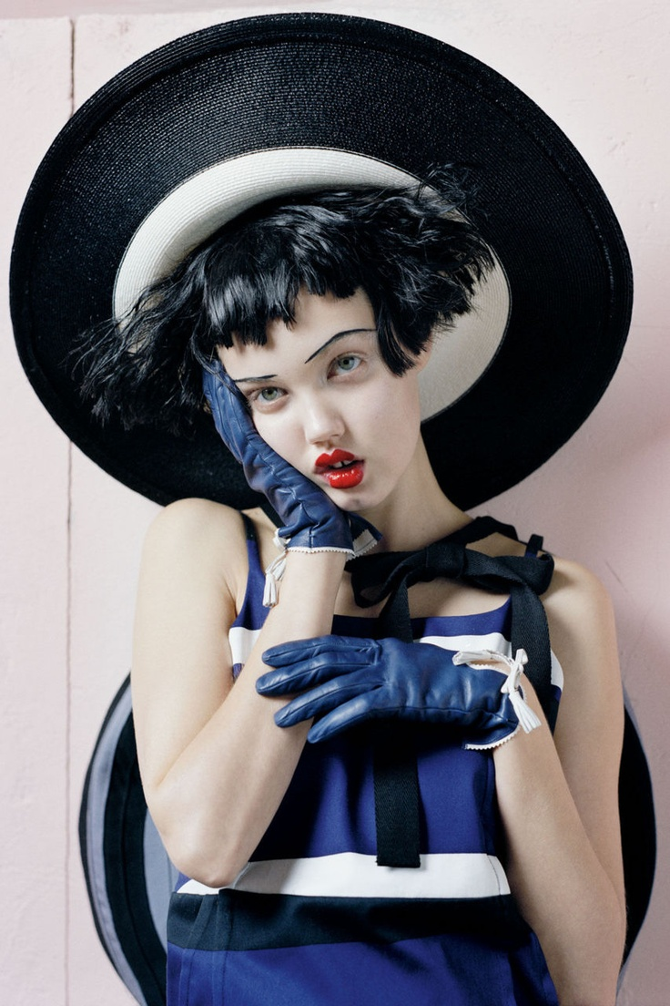 Lindsey Wixson, photo by Tim Walker
