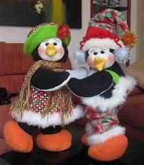 Resultado de imagen para cojines navideños en polar patrones
