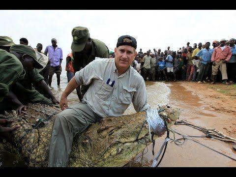 O Crocodilo Gigante - Desafio Mortal