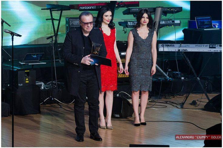 Gabriel Cotabiţă a primit Premiul de Excelenţă Radio România