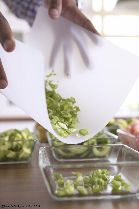 Verile sunt pentru gustări proaspete. www.IKEA.ro/set_vase_MIXTUR