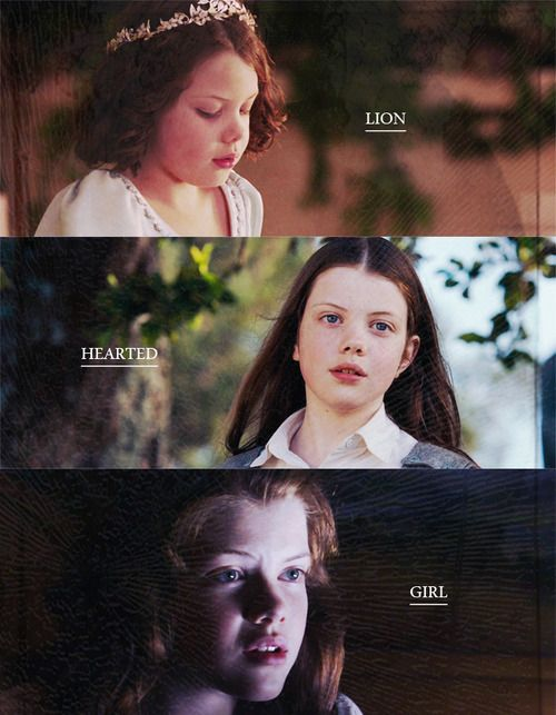 Pictures of Lucy from The Lion The Witch And The Wadrobe, Prince Caspian, And The Voyage Of The Dawn Treader