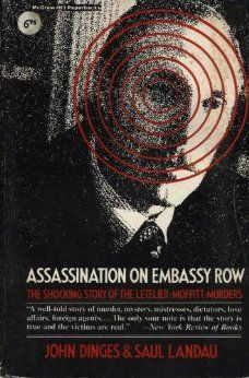 Assassination on Embassy Row (McGraw-Hill paperbacks): John Dinges: 9780070169982: Amazon.com: Books