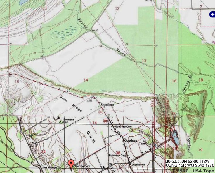 Topographical Map Us Of Globalinterco - Us survey maps