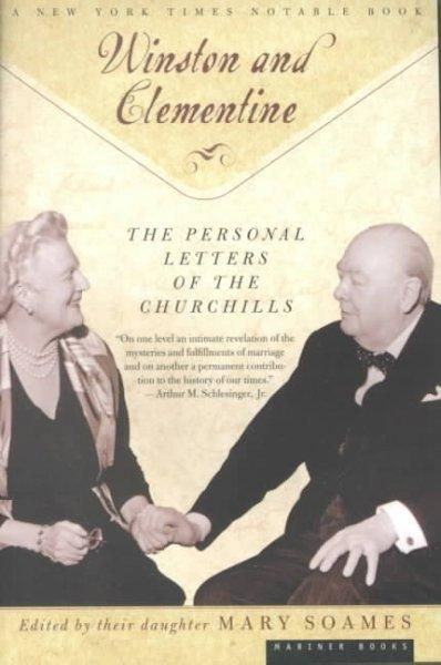 Winston and Clementine Churchill wrote to each other constantly throughout the fifty-seven years on their life together, from the passionate and charming exchanges of their courtship and early marriag
