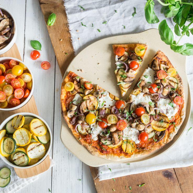 Pizzateig schnell ohne hefe