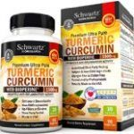 #3: Turmeric Curcumin with Bioperine 1500mg. Highest Potency Available. Premium Pain Relief & Joint Support with 95% Standardized Curcuminoids. Non-GMO Gluten Free Turmeric Capsules with Black Pepper