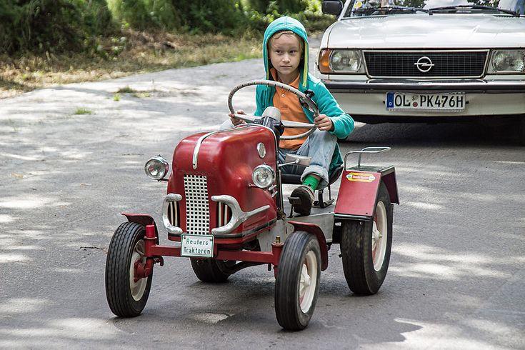 Alle Größen | Oldtimermarkt Bockhorn 2014 - Kindertraktor | Flickr - Fotosharing!