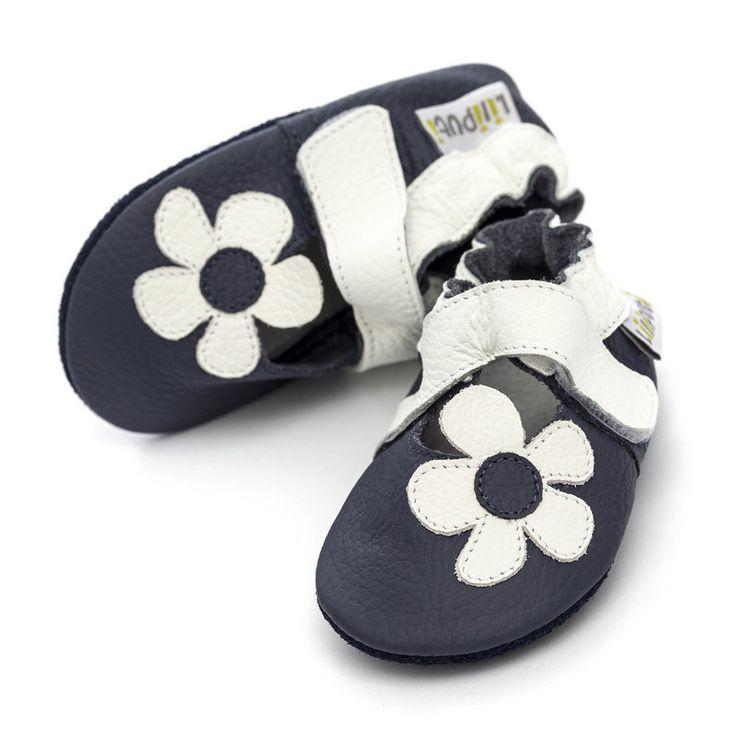 Liliputi Soft Baby Sandals -   Margaret   http://www.liliputibabycarriers.com/soft-leather-baby-sandals/margaret