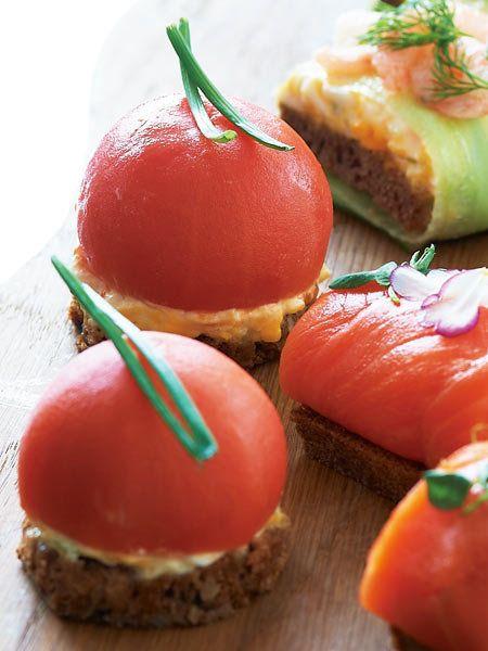 【ELLE a table】トマトと卵サラダのスムシレシピ|エル・オンライン
