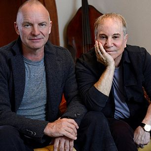 Sting and Paul Simon Share 'On Stage Together' Tour Secrets: Exclusive