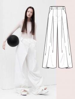 SS17 | Womenswear | Development | Trousers & skirts